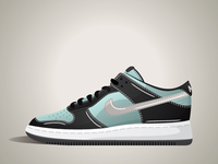 Tiffany Dunks