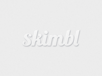 New Logo for Skimbl.com