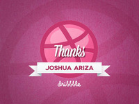 Thanks Joshua Ariza