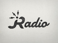 JRadio logo idea