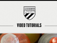 Video Tutorials header