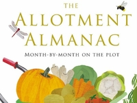 Allotment Almanac Cover for Random House