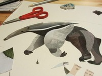 Giant Anteater Work In Progress