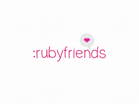 Ruby Friends Logo