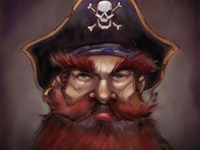Painter Pirate