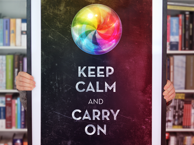 Keepcalm_poster_dribbble