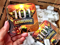 101 Airborne Stickers