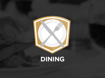 Dining - Motion Graphic Bumper
