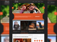 Hello - Wordpress Theme