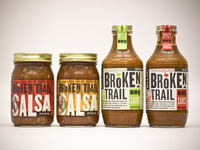 Broken Trail Packaging