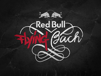 Red Bull Flying Bach Logo