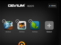 Devium Apps Edit