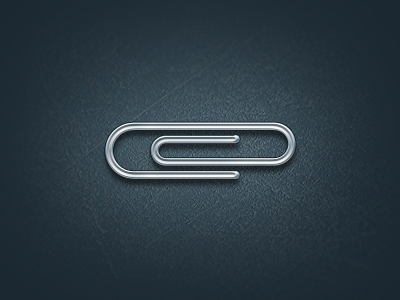 Download Free PSD Paperclip for fun