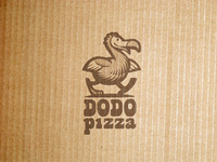 Logo Dodo pizza