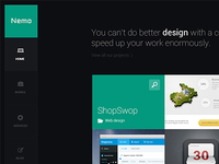 Nemo - Wordpress Theme