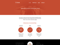 Circle - webdesign for web developers