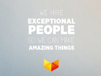 Exceptional People | Vox Media