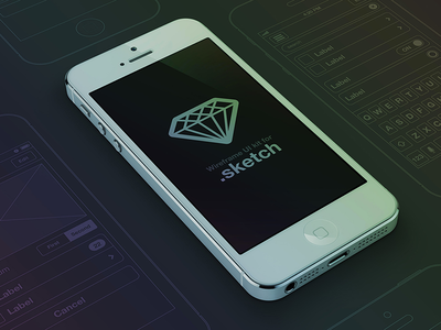 Download Sketch App Wireframe UI kit