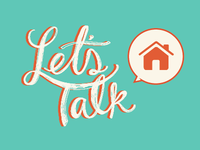 Let's Talk CoHousing Logo