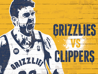 Grizztime Round 1 Playoff Cover