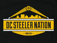 DC Steeler Nation T-Shirt