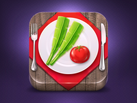 Cooking App iOS icon