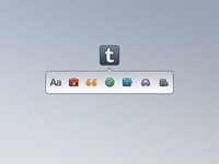 Tumblr Icon Refresh