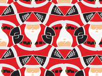 Santa Claus Tessellation