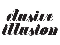 Elusive Illusion Logo Filled