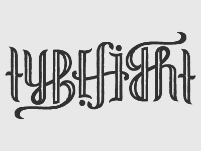 Typefight_ambigram_shot