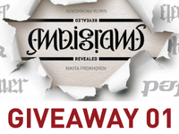 Ambigrams Revealed Giveaway 01