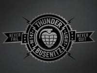 Thunder Union Badge