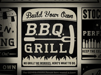 Build Your Own Bbq Grill