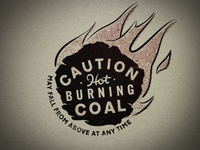 Hot Burning Coal