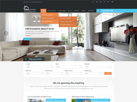 Real Homes - Real Estate PSD Theme
