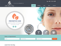 Website Design for Health Care