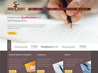 Website Design for Accountant