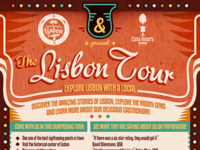 The Lisbon Tour (Flyer)