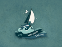 Midnight Sailing