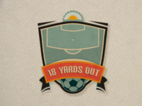 18 Yards Out (Vintage)