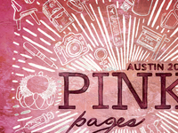 Austin Woman Pink Pages