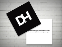 Dh Business Cards