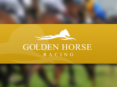 Golden_horse_racing_logo