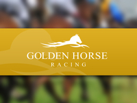 Golden Horse Racing Logo