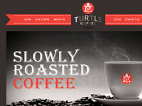Turtle Coffee Website