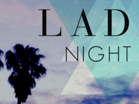 Ladies Night Out - Event Graphic