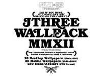 Jthree Wallpack MMXII