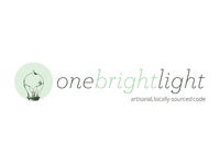 New Logo for One Bright Light