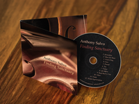 Finding Sanctuary CD Case