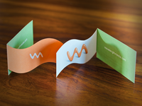 Wavelength Media Business Cards